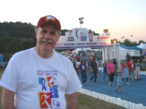 I Support Relay for Life!  Photo Credit: Mardi